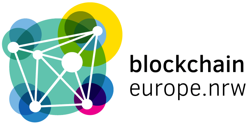 Logo Blockchain Europe