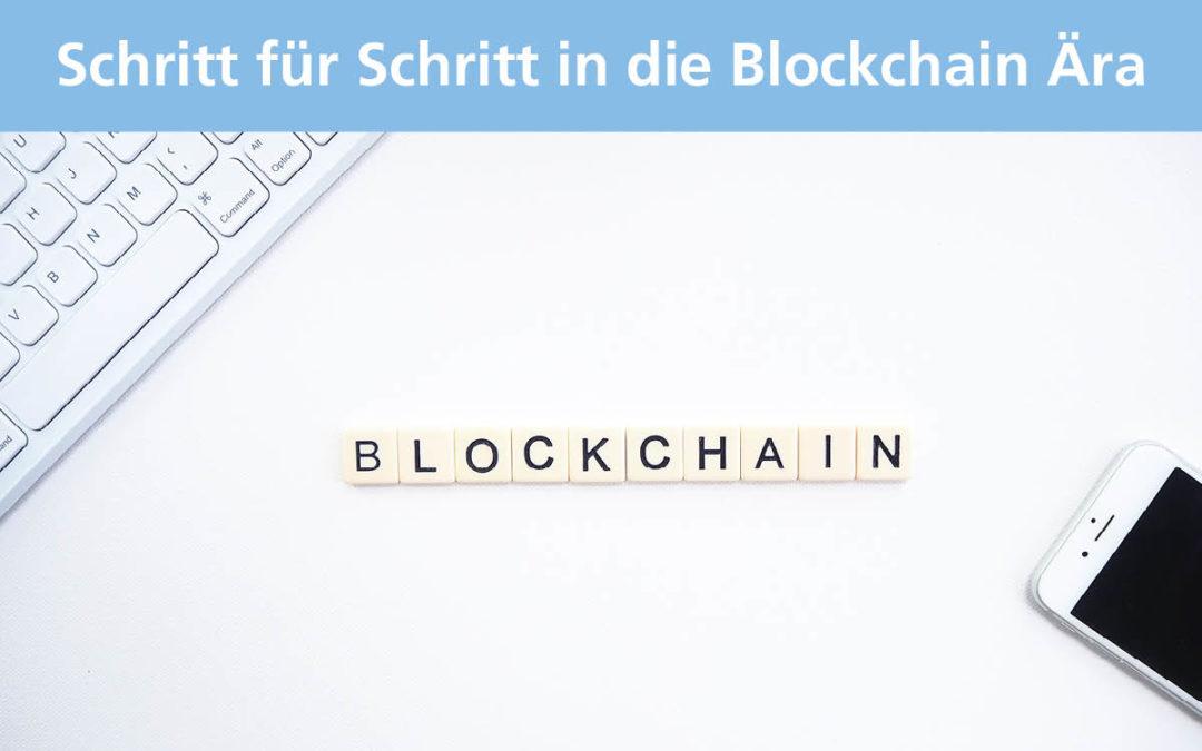 Blockchain Informationen, Anwendung und Weiterentwicklung