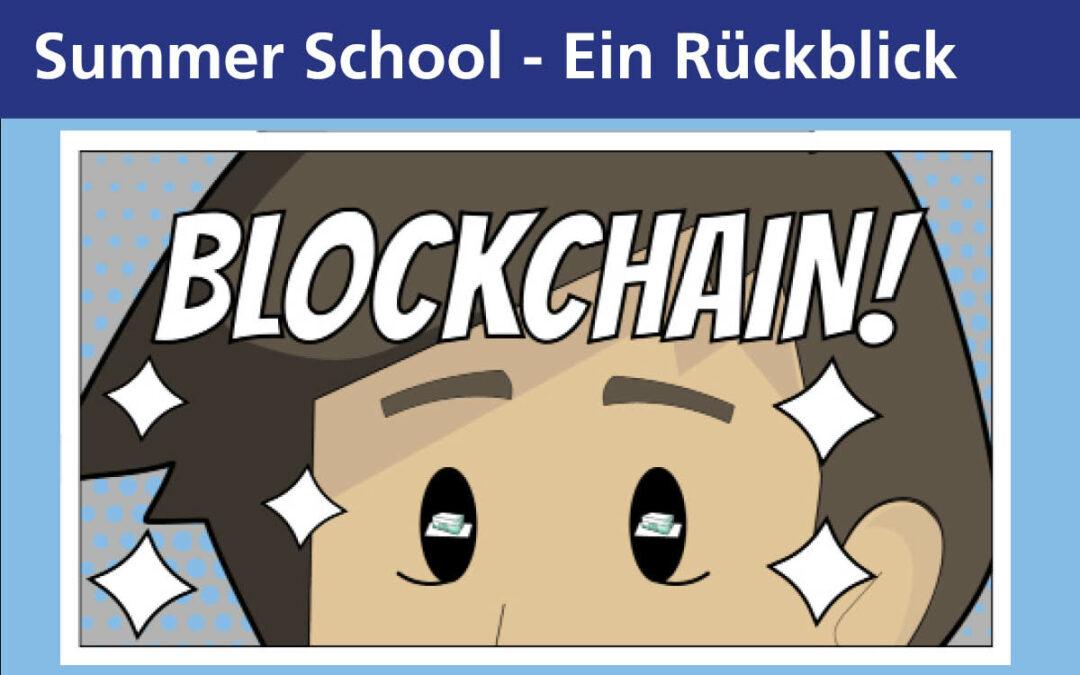Erste Summer School von Blockchain Europe