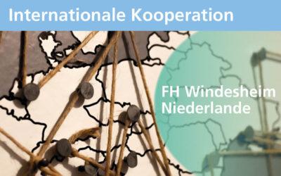 Europäisches Blockchain-Institut startet Zusammenarbeit mit FH Windesheim