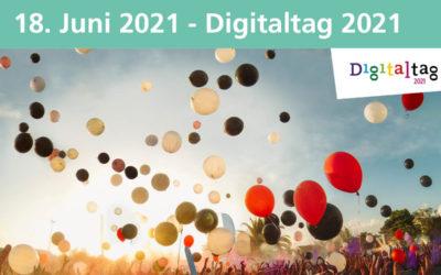 Digitaltag 2021: Ein Blick in die Gegenwart der Zukunft