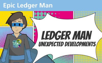 Ledger Man begins