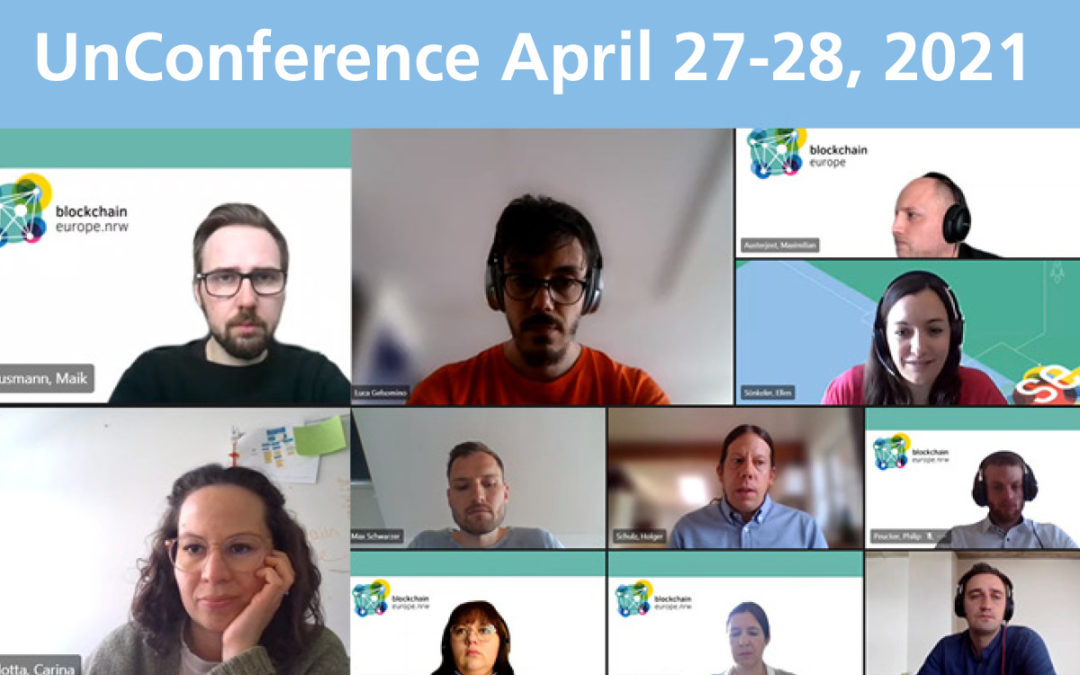 First UnConference Blockchain Europe – a review.