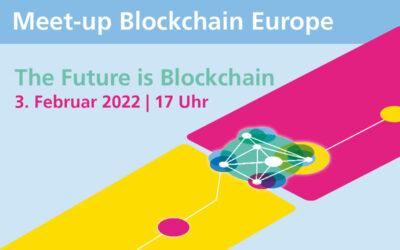 Meet-up Blockchain Europe
