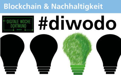 #diwodo: Blockchain & Nachhaltigkeit