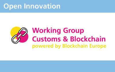 Neue Arbeitsgruppe widmet sich Blockchain-basierter Zollabwicklung